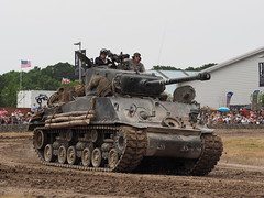 "Sherman M4A2E8 ""Fury"" (Megashorts) Tags: olympus omd em1 mzd 40150mm f28 pro war military armoured armour armor armored fighting bovington bovingtontankmuseum tankmuseum bovingtonmuseum museum thetankmuseum england dorset uk tankfest 2018 tankfest2018 show sunday ww2 wwii allied us usa american fury m4a2e8 sherman movie tank"