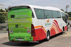 Bus Eireann SP47 (06D37971). (Fred Dean Jnr) Tags: buseireann waterford scania k114 irizar pb sp47 06d37971 waterfordbusstation july2018 megarear applegreen