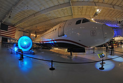 Miracle on the Hudson (Infinity & Beyond Photography: Kev Cook) Tags: us airways airbus a320 aircraft airliner captain capt sully sullenberger miracleonthehudson hudson river newyork carolina aviation museum charlotte airport clt nc indoors hangar planes flight1549 samyang 8mm fisheye