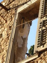 Abandoned!!  P1050381 (amalia_mar) Tags: 7dwf crazytuesdaytheme abandoned decay window