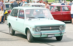 Fiat 128 Familiare 1970-1972 27.5.2018 0707 (orangevolvobusdriver4u) Tags: fiatitaly fiat italy fiat128 familiare 1970 fiat128familiare fiat128familiare1970 128 2018 archiv2018 car auto klassik classic vintage oldtimer schweiz switzerland bleienbach suisse