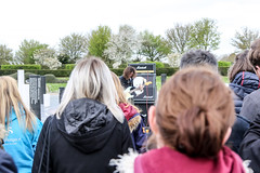 Father of Loud 2017 - April 2017 (The Parks Trust) Tags: theparkstrust campbellpark mkrose spring fatherofloud marshall partnershipevent event events music spring2017