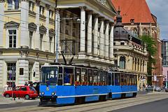 Konstal 105Na #2347+2457 MPK Wrocław (3x105Na) Tags: konstal 105na 23472457 mpk wrocław mpkwrocław strassenbahn strasenbahn tram tramwaj polska polen poland sonderfahrt przejazdspecjalny