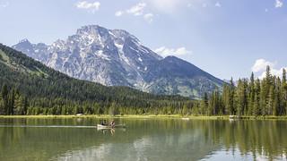 string lake calm