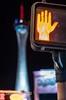 DSC07707 (montusurf) Tags: las vegas nevada street sign stratosphere hotel casino crossing lights tower travel