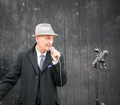 Singer at Broadway Market in Hackney - London, UK (ChrisGoldNY) Tags: friendlychallenges challengewinners chrisgoldphoto chrisgoldny chrisgoldberg albumcover bookcover licensing forsale sony sonyimages sonyalpha sonya7rii london uk unitedkingdom england britain greatbritain british english hackney eastlondon people portraits music musicians streetmusicians candid