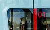 Reflection, reflection (frankdorgathen) Tags: alpha6000 sony35mm transport transportation traffic spiegelung reflection bergischesland cablerailway suspensionrailway wuppertal schwebebahn wagon waggon train tram
