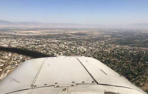 Last flight in N5777V