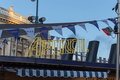 Aperol Schriftzug aus Neonlampen. Neonschild (marcoverch) Tags: 2018 locationindependent reiseblogger reisen vienna digitalnomad travel wien österreich at reise noperson keineperson sky himmel business geschäft outdoors drausen train zug city stadt building gebäude industry industrie urban städtisch transportationsystem transportsystem railway eisenbahn architecture diearchitektur locomotive lokomotive tourism tourismus steel stehlen modern expression ausdruck technology technologie vehicle fahrzeug storm rain bench lego classic town flickr florida golden greece aperol neonlampen