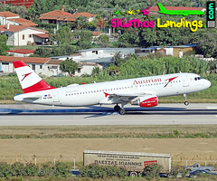 "OE-LBR Austrian Airlines Airbus A320 • <a style=""font-size:0.8em;"" href=""http://www.flickr.com/photos/146444282@N02/41821208060/"" target=""_blank"">View on Flickr</a>"