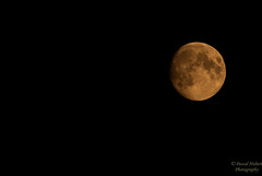 Lune. Mercredi 25 juillet 2018 (pascalhubert1966) Tags: moon lune luna sky dark light night nuit tamron nikon zoom pro photo notte landscape