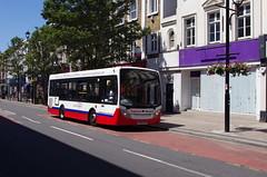 IMGP1533 (Steve Guess) Tags: tellings falcon buses coaches alexander dennis enviro 200 bus victoriaroad surbiton surrey greater london england gb uk