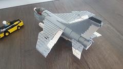 Lego A-7 Corsair II (joopatkleppie) Tags: corsair 2 us navy aircraft vietnam attack a7 lego