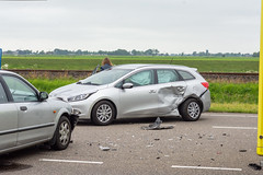 25062018-9724 (Sander Smit / Smit Fotografie) Tags: ongeluk n360 n33 verkeersongeluk botsing appingedam