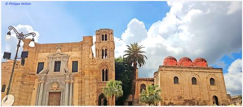 Église San Cataldo© Palerme