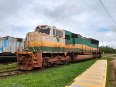 Vale S.A. Estrada de Ferro Carajás. (Cristiano Oliveira.) Tags: sd70m carajás vale
