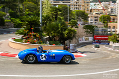 Maserati 300S (Raphaël Belly Photography) Tags: rb raphaël monaco principality principauté mc montecarlo monte carlo french riviera supercar supercars car cars automobile raphael belly eos canon photographie photography exotic grand prix historique gp acm club historic old voiture race racing motorsport sport course 2018 maserati 300s 300 s bleu blue bleue