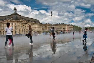 Bordeaux Le miroir d'eau_5841
