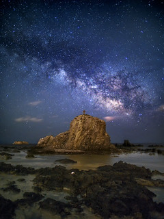 Tabarca's Milky Way