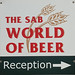 SAB World of Beer, Johannesburg