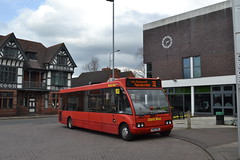 D&G Bus 121 YN03NDL (Will Swain) Tags: nantwich bus station 31st march 2018 cheshire north west south county buses transport travel uk britain vehicle vehicles country england english dg 121 yn03ndl