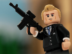 Casino Royale (Just Bricks) Tags: lego james bond 007 daniel craig casino royale ian fleming minifigure minifig brickarms custom