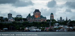 Chateau Frontenac Hotel