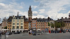 Lille, place du Général De Gaulle (Chaufglass) Tags: lille ville hautsdefrance flandre europe europa france