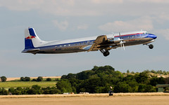 HV7A3232.jpg (adrian.reynolds37) Tags: transportandmachinery airshows aircraft old events duxfordflyinglegends2018 dc6b