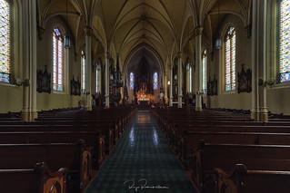 Calm Church in Milwaukee