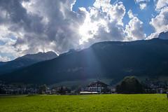 Pozza di Fassa (HSlights) Tags: pozza di fassa dolomiti montagne prati cielo panorama fuji xh1