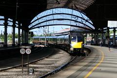 180_105-01 (Ian R. Simpson) Tags: 180105 ashleyjacksontheyorkshireartist dieselmultipleunit dmu train alstom coradia adelante class180 grandcentral arriva eastcoastmainline ecml york yorkshire england