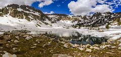 Lake Solitude (gerritebert) Tags: cascadecanyon trail grandteton nationalpark wyoming usa lake solitude