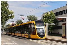 Tram Budapest - 2018-04 (olherfoto) Tags: tram tramcar strasenbahn villamos budapest bkv caf urbos