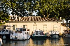 Port de Carcassonne (patoche21) Tags: aude canaldumidi carcassonne europe fluviale france occitanie paysage urbain bateau canal eau plaisance port portdeplaisance portfluvial patrickbouchenard landscape harbour harbor urban boat water pleasance ambiance light