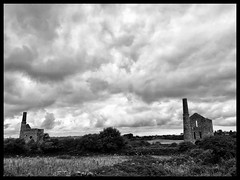 South Wheal Frances (intropinkintropink) Tags: mining brea redruth cornwall england