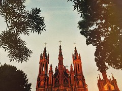 Church of St. Ann, Vilnius (no.sad.tomorrow) Tags: vilnius lithuania lietuva church ann stann view gothics evening architecture art