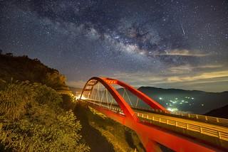 阿里山台18線~芙谷莪橋銀河~   Milkyway