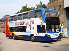 Stagecoach 15455 (Stagecoach 18404) Tags: stagecoach 15455 bedford bus depot