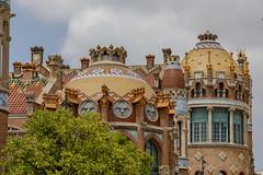 Hospital de la Santa Creu i Sant Pau (Carlos J. M.) Tags: barcelona catalunya worldheritage patrimoniodelahumanidad canon dslr 5dmk4 2primelenses doslentesfijos