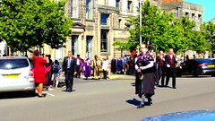 Scotland East Coast St Andrews St Andrews University graduation day video 2 28 June 2018 by Anne MacKay (Anne MacKay images of interest & wonder) Tags: scotland east coast st andrews university graduation day teacher teachers graduate graduates 28 june 2018 video by anne mackay