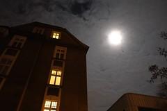Katowice (nightmareck) Tags: moon moonlight night handheld fujifilm fuji fujixe1 fujifilmxe1 xe1 apsc xtrans xmount mirrorless bezlusterkowiec xf18mm xf18mmf20r fujinon pancakelens