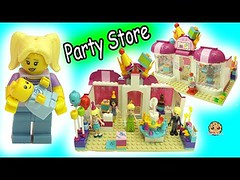Lego Friends Hot Dog Food Stand Car ! Cookie Swirl C Toy Play Video (fspoon22) Tags: cookie food friends lego play stand swirl video