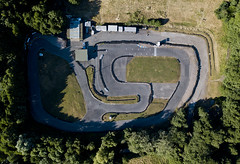 #109 No Karting today (Timster1973 - thanks for the 16 million views!) Tags: mavic drone uav quadcopter dji mavicprodrone djimavicpro fly up uphigh droneflying tim knifton timster1973 timknifton explore exploration perspective lookdown lookingdown color colour karts kart karting outdoor track race sport sporting races racing shape form composition trees outdoors external exterior racetrack sports