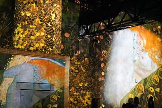 Klimt digital exhibition