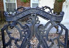 E. H. Norcom (pjpink) Tags: oldburyingground grave graveyard burial historic cemetery smalltown beaufort northcarolina crystalcoast nc carolina may 2018 spring pjpink 2catswithcameras