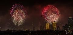 July 4th Fireworks 2018-18 (Fadde Photography) Tags: city fireworks forthofjuly independanceday july4th macys manhattan nyc night nighttime skyline colorful colors newyork unitedstates us