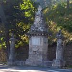 Viale dei Ponti, Volterra - war memorials - Italian Wars of Independence thumbnail