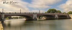 Hampton Court Bridge, East Molesey (rvk82) Tags: 2018 architecture england hamptoncourt hamptoncourtbridge july july2018 nikkor1424mm nikon nikond850 rvk rvkphotography raghukumar raghukumarphotography wideangle wideangleimages rvkonlinecom rvkphotographycom rvkphotographynet molesey unitedkingdom gb