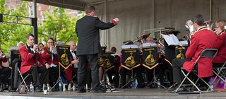 On the Bandstand
